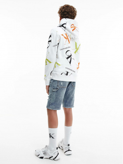Худі Calvin Klein модель IB0IB00931-0LB — фото 2 - INTERTOP