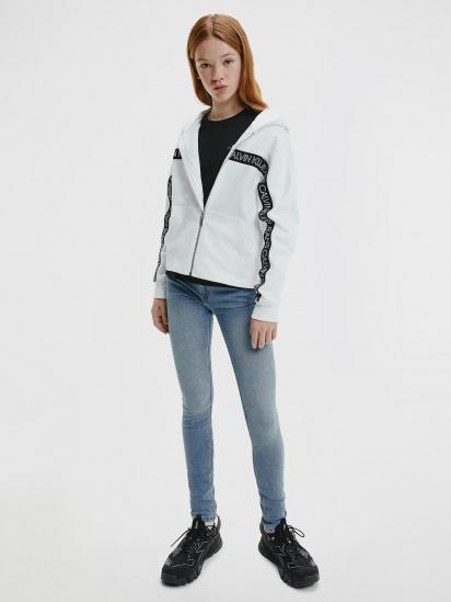Кофта спортивна Calvin Klein модель IG0IG00751-YAF — фото 4 - INTERTOP