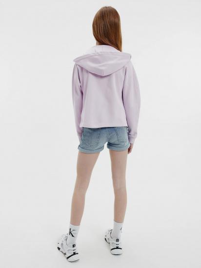 Кофта спортивна Calvin Klein модель IG0IG00751-VOW — фото 2 - INTERTOP