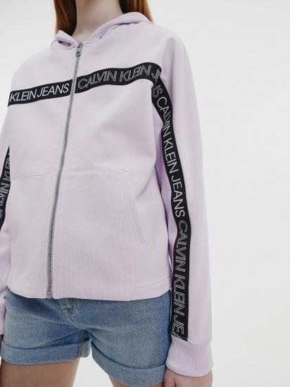 Кофта спортивна Calvin Klein модель IG0IG00751-VOW — фото 3 - INTERTOP