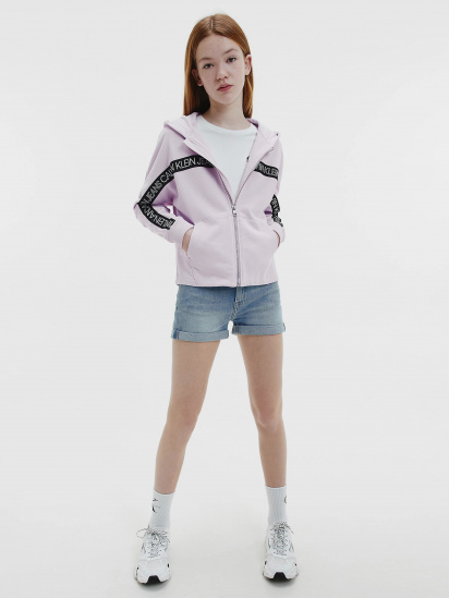 Кофта спортивна Calvin Klein модель IG0IG00751-VOW — фото 4 - INTERTOP