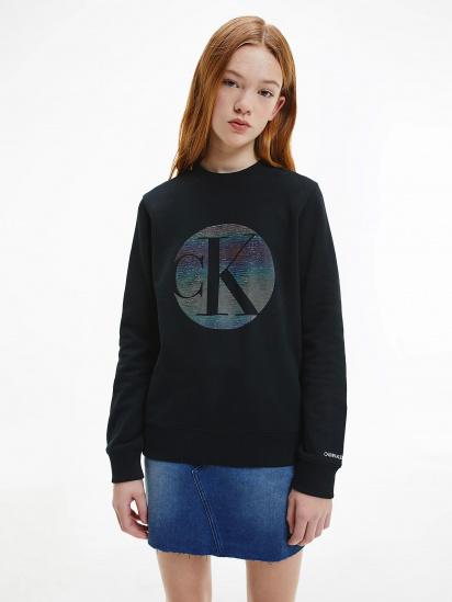 Світшот Calvin Klein модель IG0IG00752-BEH — фото - INTERTOP