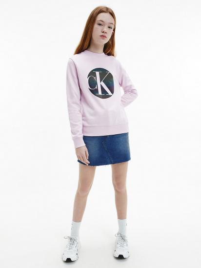 Світшот Calvin Klein модель IG0IG00752-VOW — фото 3 - INTERTOP