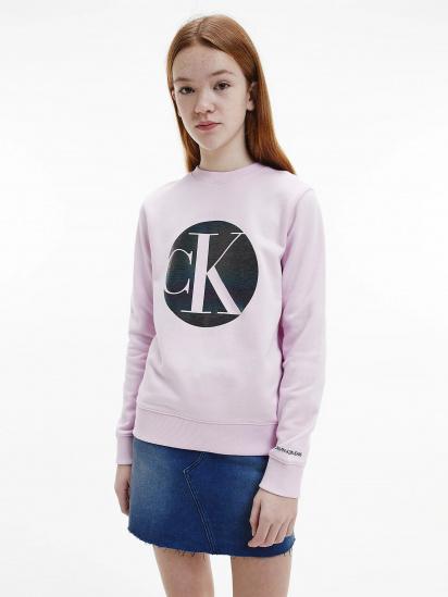Світшот Calvin Klein модель IG0IG00752-VOW — фото - INTERTOP