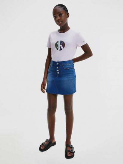 Футболка Calvin Klein модель IG0IG00763-VOW — фото 4 - INTERTOP