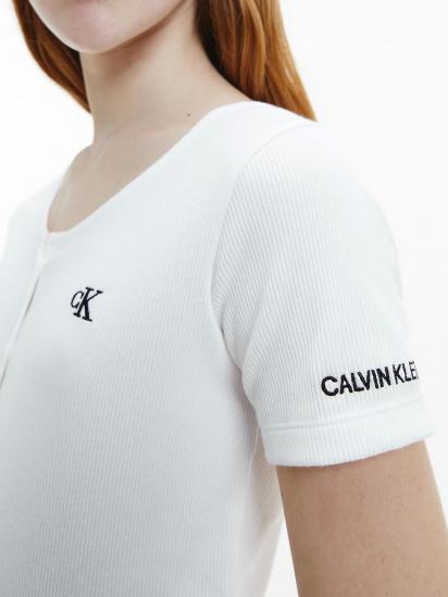 Футболка Calvin Klein модель IG0IG00765-YAF — фото 2 - INTERTOP