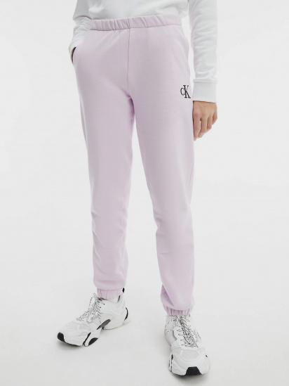 Спортивні штани Calvin Klein модель IG0IG00778-VOW — фото - INTERTOP