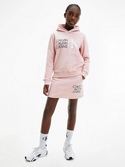 Худі Calvin Klein модель IG0IG00873-TIQ — фото 3 - INTERTOP