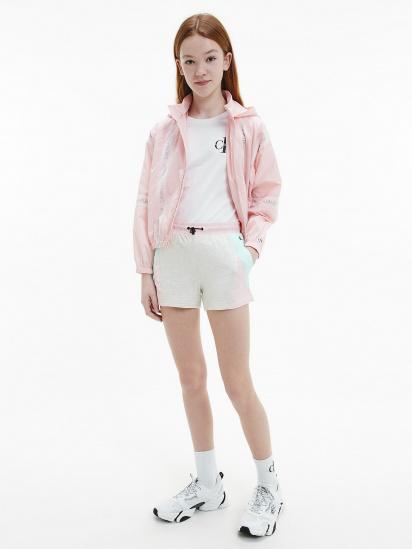 Куртка Calvin Klein модель IG0IG00906-TIQ — фото 4 - INTERTOP