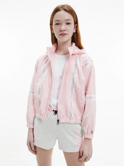 Куртка Calvin Klein модель IG0IG00906-TIQ — фото - INTERTOP