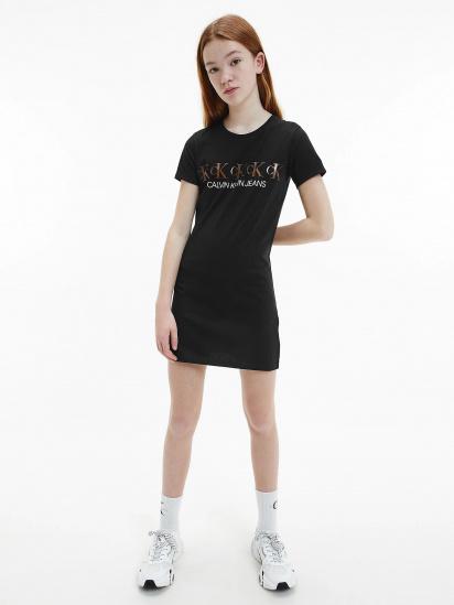 Сукня Calvin Klein модель IG0IG00911-BEH — фото 4 - INTERTOP