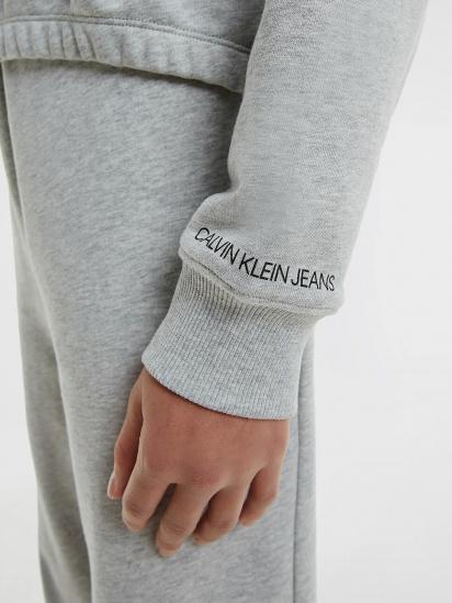 Світшот Calvin Klein модель IG0IG00934-PZ2 — фото 3 - INTERTOP