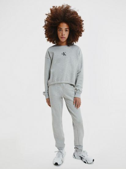 Світшот Calvin Klein модель IG0IG00934-PZ2 — фото 4 - INTERTOP