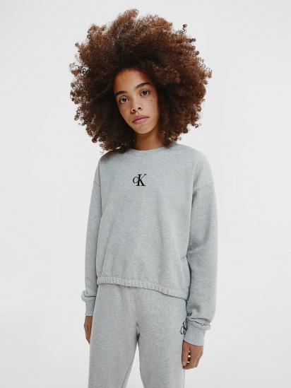 Світшот Calvin Klein модель IG0IG00934-PZ2 — фото - INTERTOP