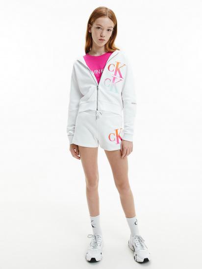 Світшот Calvin Klein модель IG0IG00988-YAF — фото 4 - INTERTOP
