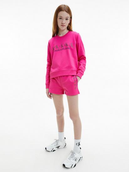 Світшот Calvin Klein модель IG0IG00989-TP1 — фото 3 - INTERTOP