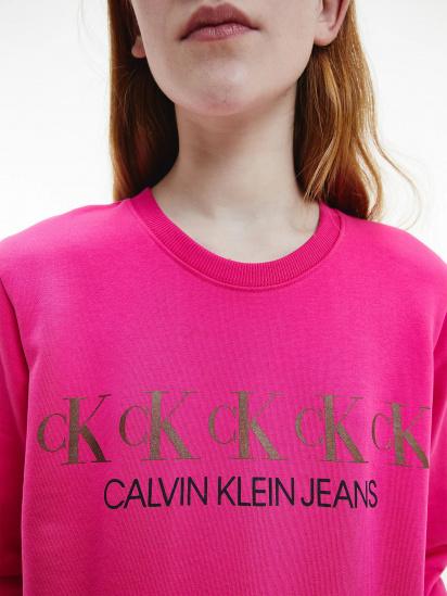 Світшот Calvin Klein модель IG0IG00989-TP1 — фото 4 - INTERTOP