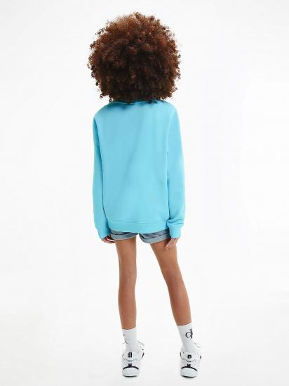 Світшот Calvin Klein модель IU0IU00069-CU4 — фото 3 - INTERTOP