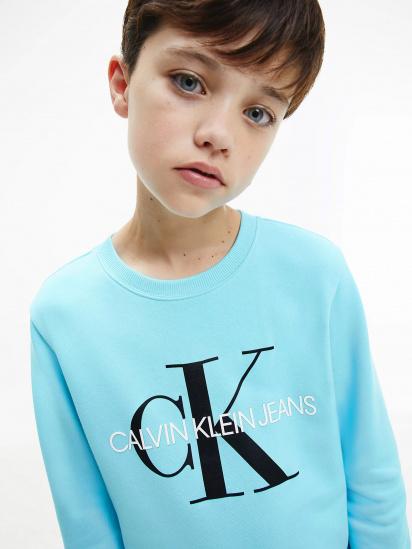 Світшот Calvin Klein модель IU0IU00069-CU4 — фото 5 - INTERTOP