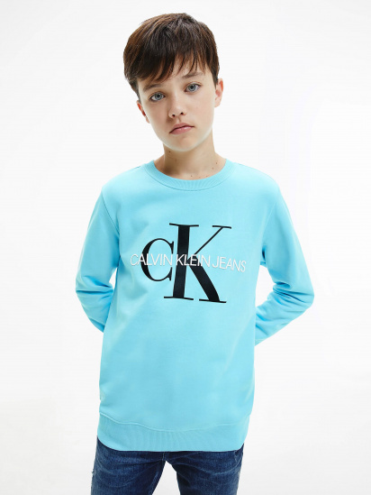Світшот Calvin Klein модель IU0IU00069-CU4 — фото 6 - INTERTOP