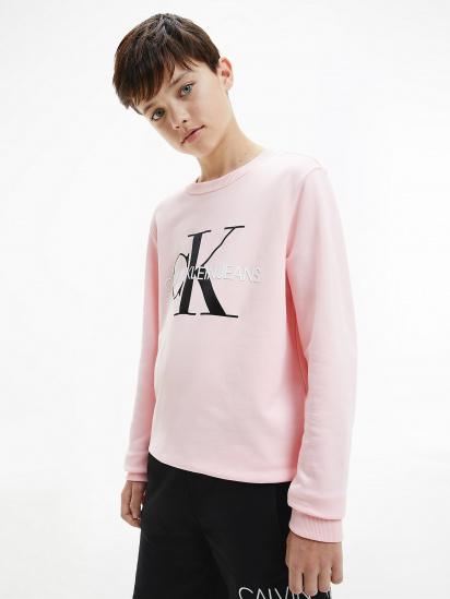 Світшот Calvin Klein модель IU0IU00069-TIQ — фото 3 - INTERTOP