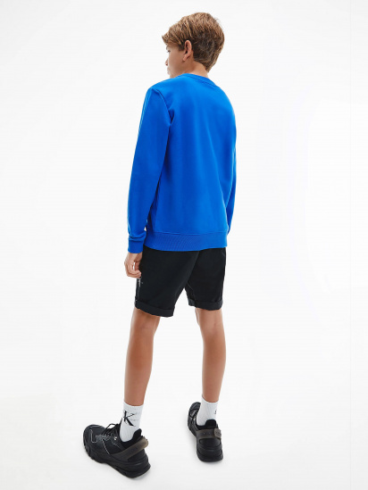 Світшот Calvin Klein модель IU0IU00069-C66 — фото 2 - INTERTOP