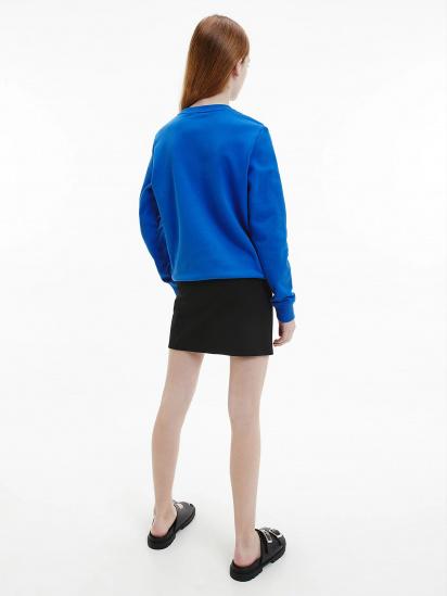 Світшот Calvin Klein модель IU0IU00069-C66 — фото 4 - INTERTOP
