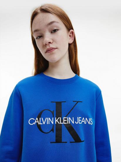 Світшот Calvin Klein модель IU0IU00069-C66 — фото 5 - INTERTOP