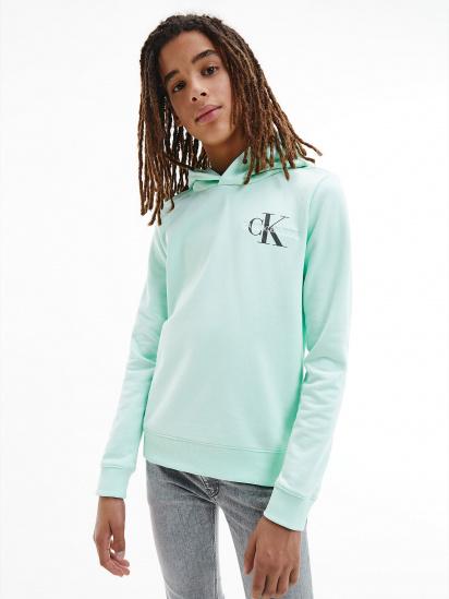 Світшот Calvin Klein модель IU0IU00164-LZY — фото 2 - INTERTOP