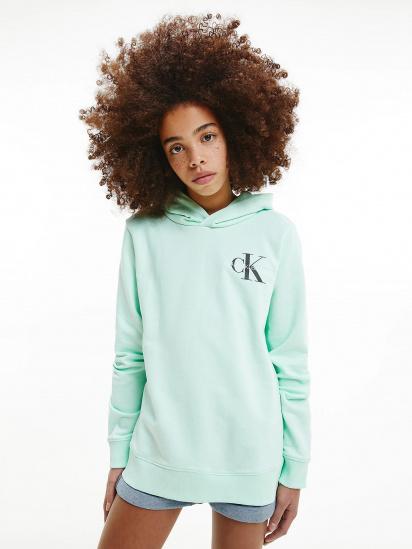 Світшот Calvin Klein модель IU0IU00164-LZY — фото 3 - INTERTOP