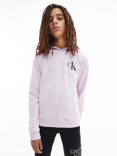 Світшот Calvin Klein модель IU0IU00164-VOW — фото 3 - INTERTOP