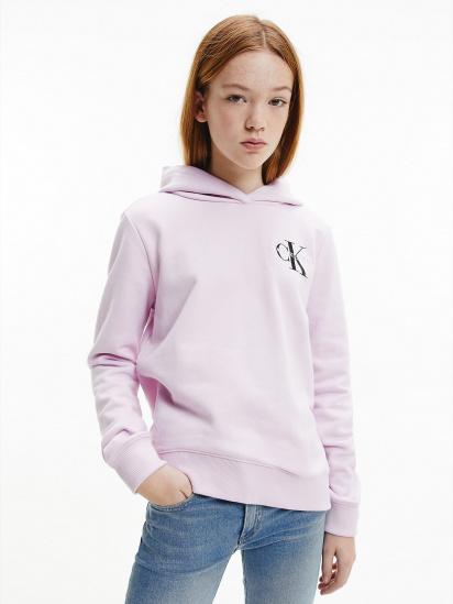 Світшот Calvin Klein модель IU0IU00164-VOW — фото 4 - INTERTOP
