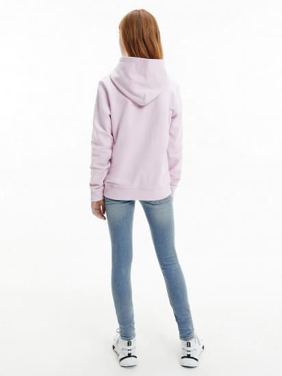 Світшот Calvin Klein модель IU0IU00164-VOW — фото 5 - INTERTOP