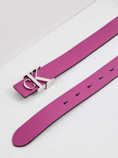 Ремінь Calvin Klein модель K60K608032_VIB0 — фото 2 - INTERTOP