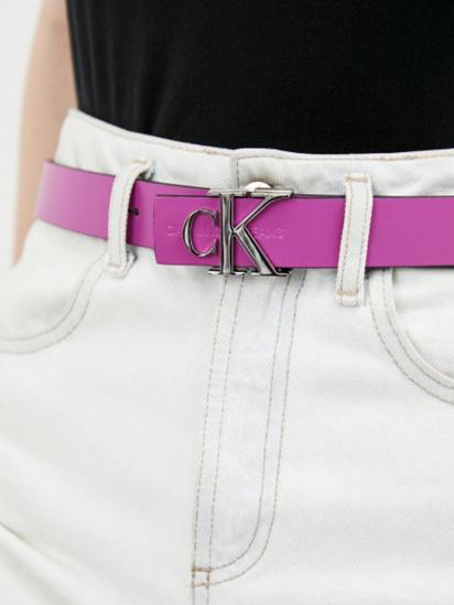 Ремінь Calvin Klein модель K60K608032_VIB0 — фото 4 - INTERTOP