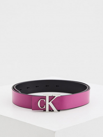Ремінь Calvin Klein модель K60K608032_VIB0 — фото - INTERTOP