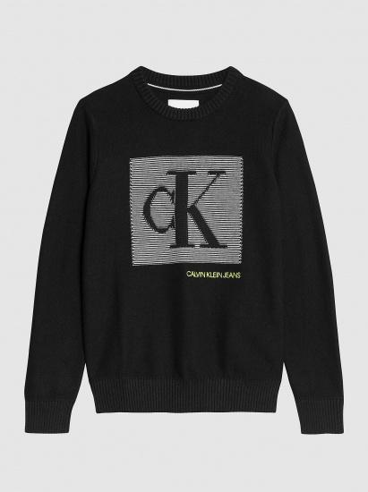 Пуловер Calvin Klein модель CKL67 — фото 3 - INTERTOP