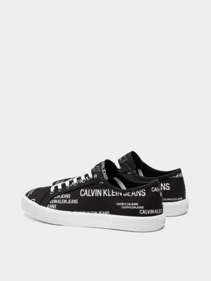 Кеди низькі Calvin Klein модель YM0YM00077-BDS — фото 4 - INTERTOP