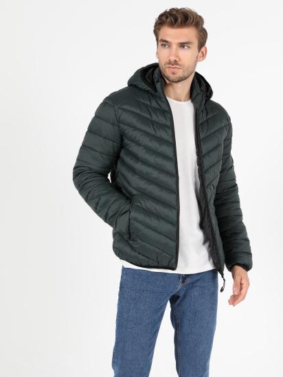 Легка куртка Colin's модель CL1021308GRE — фото 3 - INTERTOP
