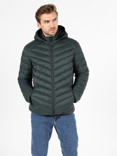 Легка куртка Colin's модель CL1021308GRE — фото 4 - INTERTOP