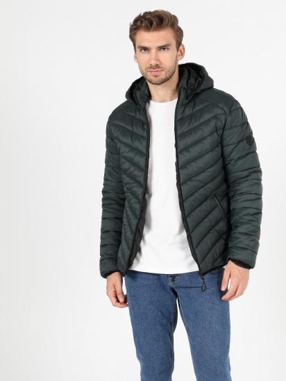 Легка куртка Colin's модель CL1021308GRE — фото - INTERTOP