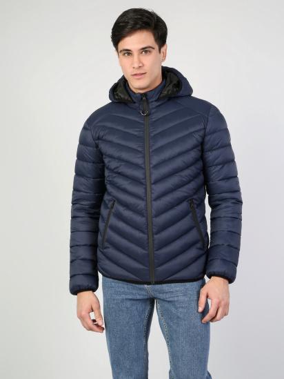 Легка куртка Colin's модель CL1021308NAV — фото 3 - INTERTOP