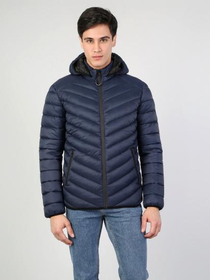 Легка куртка Colin's модель CL1021308NAV — фото 4 - INTERTOP