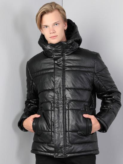 Легка куртка Colin's модель CL1044252BLK — фото - INTERTOP