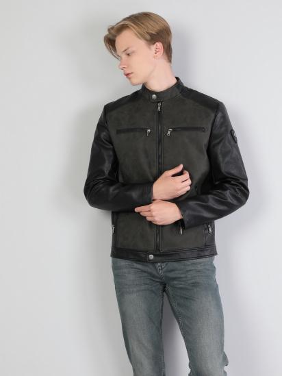 Легка куртка Colin's модель CL1045421BLK — фото 3 - INTERTOP