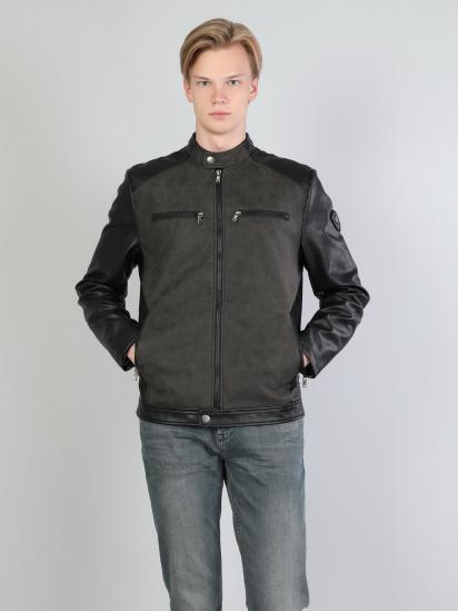 Легка куртка Colin's модель CL1045421BLK — фото 4 - INTERTOP