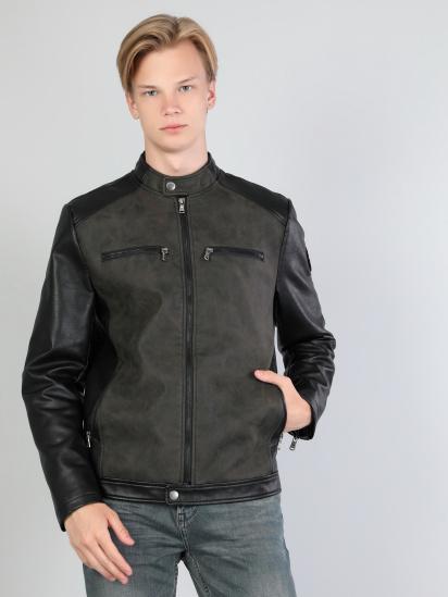 Легка куртка Colin's модель CL1045421BLK — фото - INTERTOP