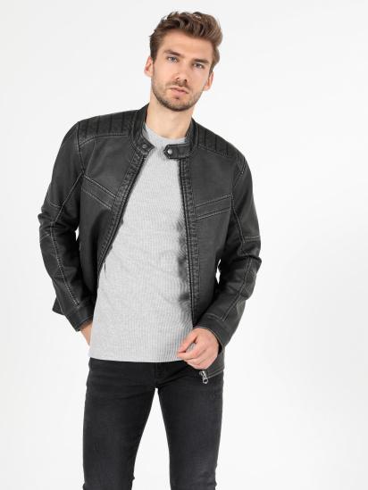 Легка куртка Colin's модель CL1050093BLK — фото 3 - INTERTOP