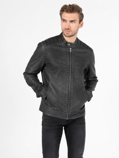 Легка куртка Colin's модель CL1050093BLK — фото 4 - INTERTOP