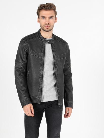 Легка куртка Colin's модель CL1050093BLK — фото - INTERTOP